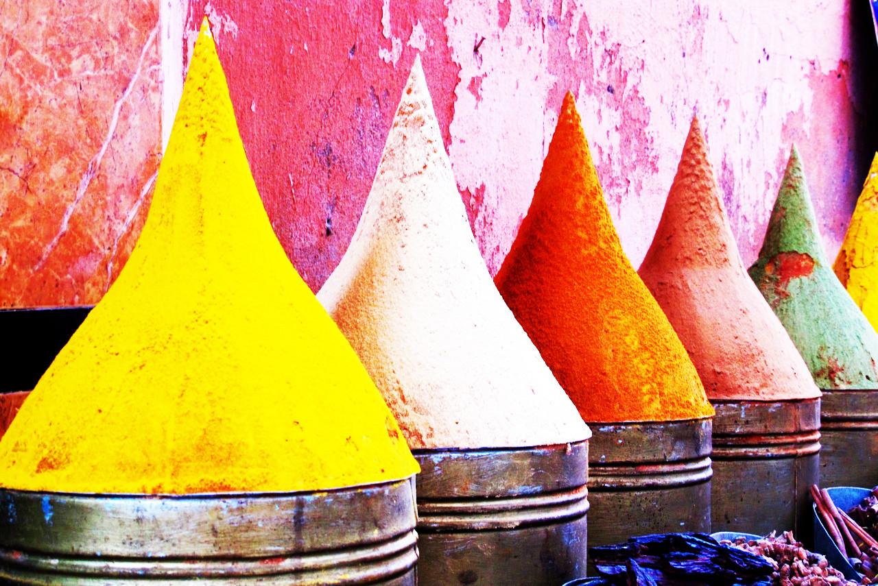 Herbs Morocco