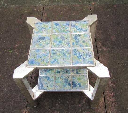 Oilrig table