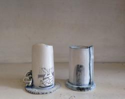 2 small vessels