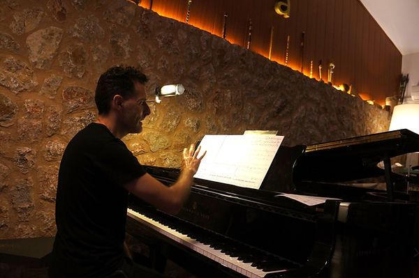 Borja Mariño recording.JPG