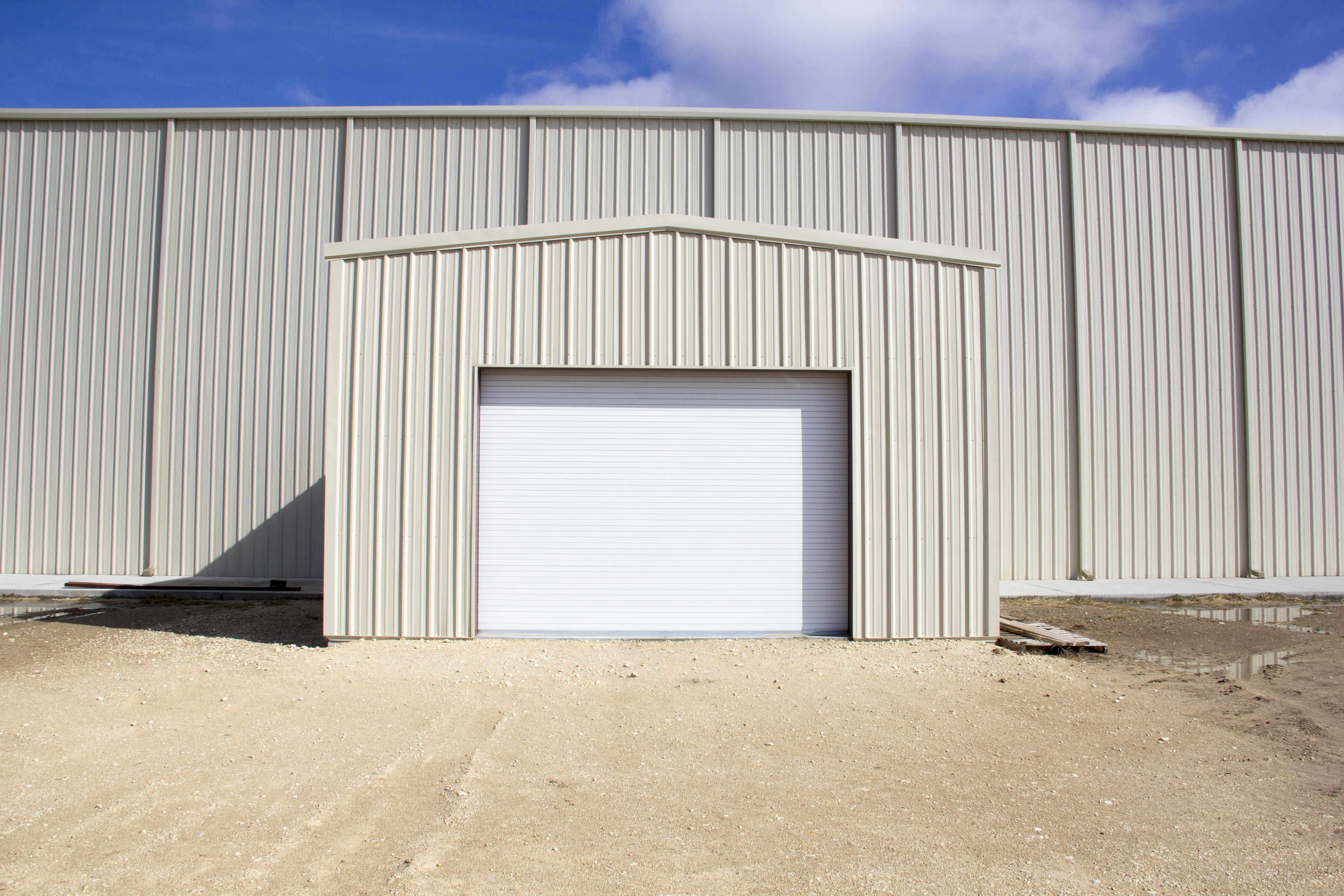 Commercial Garage Door 1