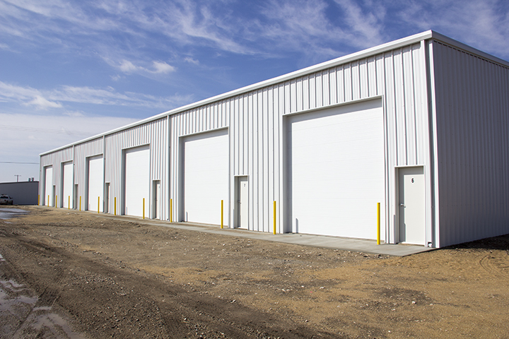 Commercial Garage Door 5