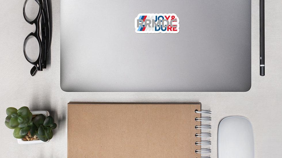 MJOY Bubble-free stickers