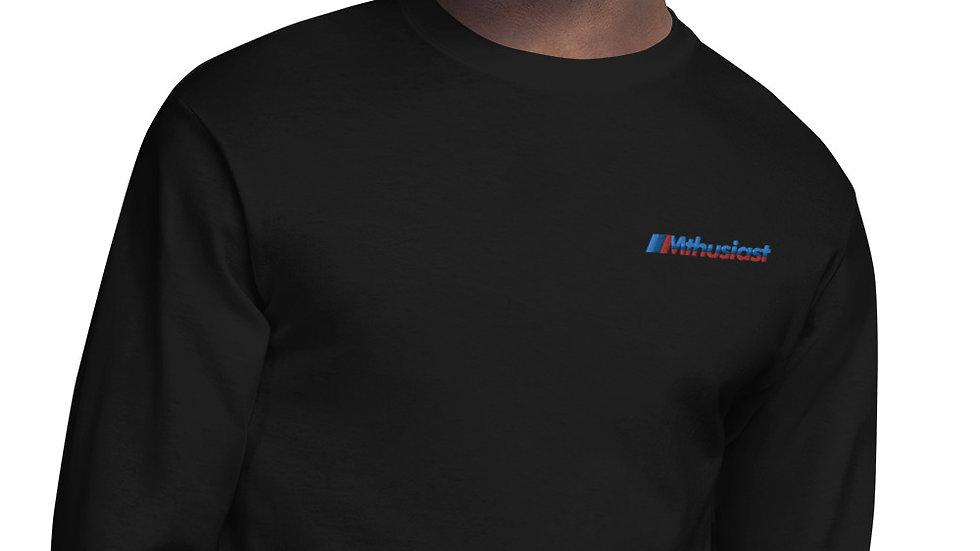 Mthusiast Technic Men's Champion Long Sleeve Shirt