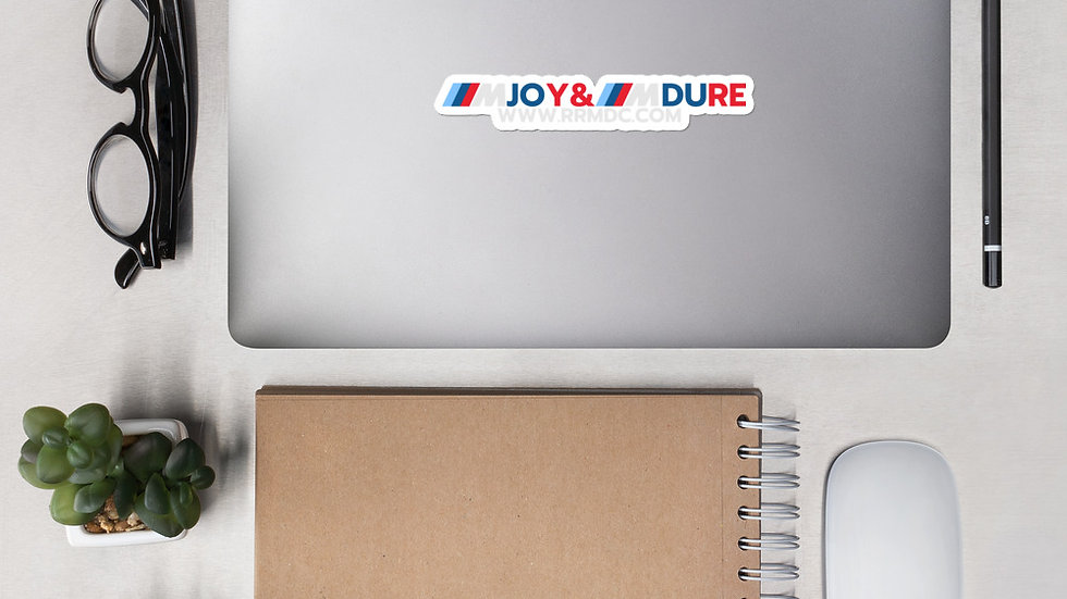 MJOY Banner Bubble-free stickers