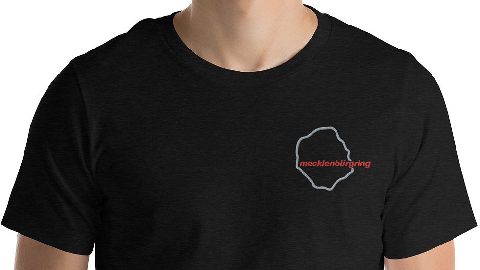 Mecklenburgring Short-Sleeve Unisex T-Shirt