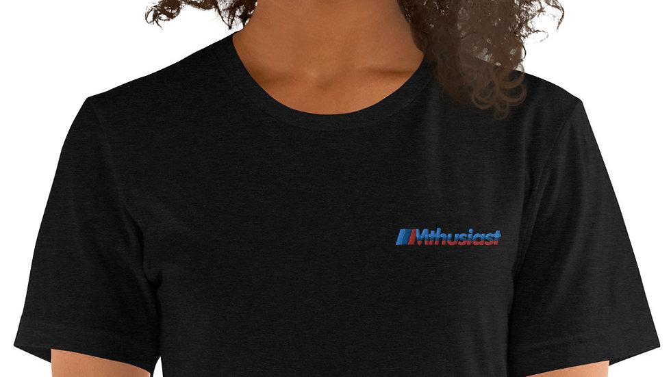 Mthusiast Technic Short-Sleeve Unisex T-Shirt