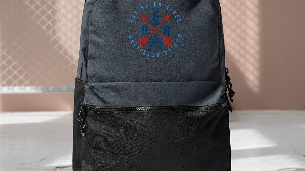 ENJOY & ENDURE Embroidered Champion Backpack