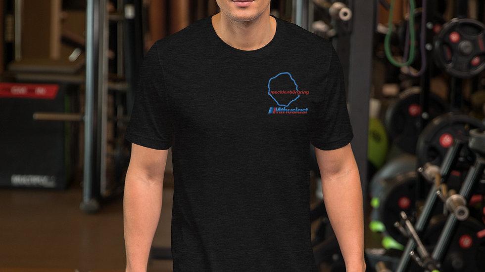 Mecklenburgring Mthusiast Short-Sleeve Unisex T-Shirt