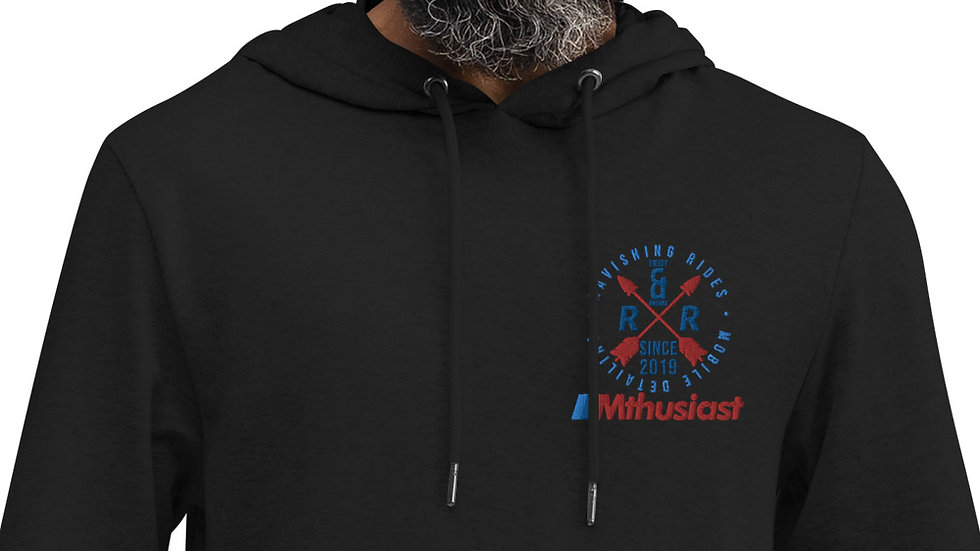 Mthusiast x RRMDC Unisex Lightweight Hoodie