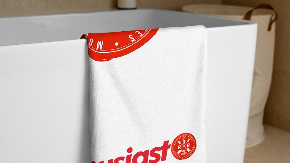 Mthusiast Towel