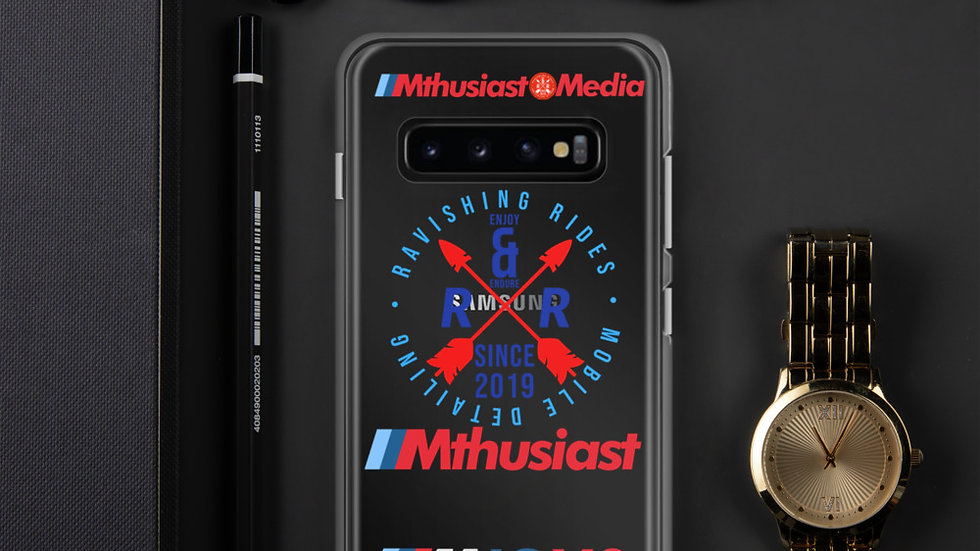 RRMDC x Mthusiast All Over Print Samsung Case