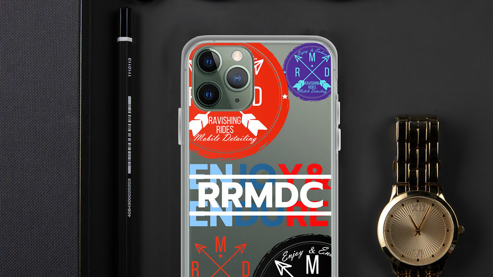 RRMDC All Over Print iPhone Case
