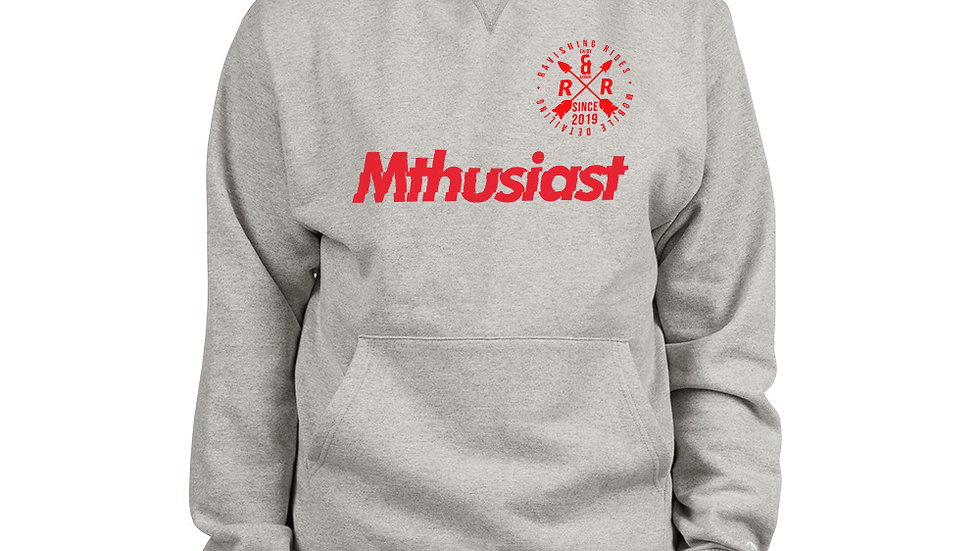 Mthusiast Chopped Champion Hoodie
