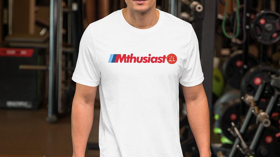 Mthusiast Short-Sleeve Unisex T-Shirt