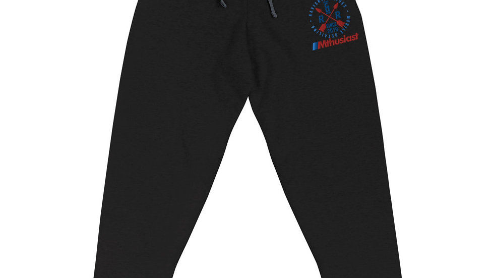 RRMDC x Mthusiast Embroidered Unisex Joggers