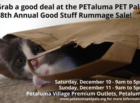 Good Stuff Rummage Sale!