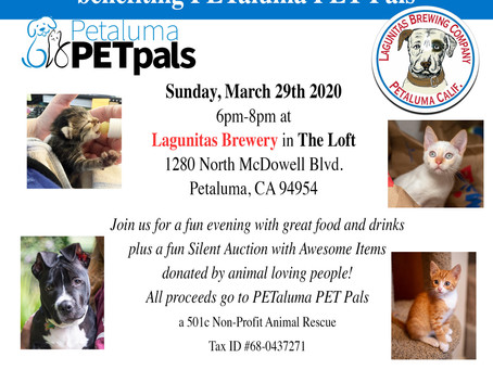 Pints for Pups and Purrs V