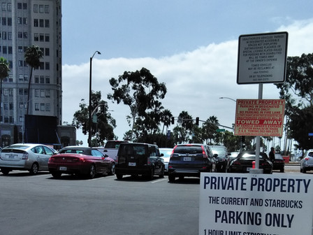 Final Draft of the Parking Study is still missing Data and Solutions