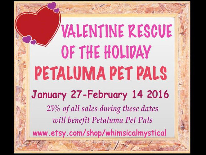 The perfect Valentine gift for the Animal Lovers in your life!