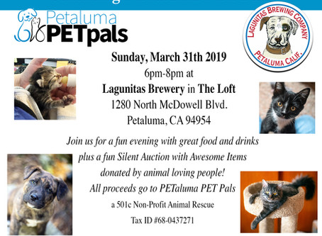Pints for Pups and Purrs IV
