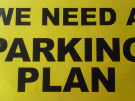 What is the Parking Study doing?