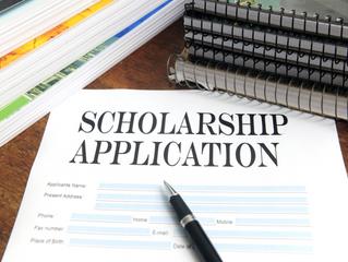 Scholarship Spreadsheet w/ Due Dates