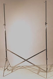 Folding Single Steelpan Stand