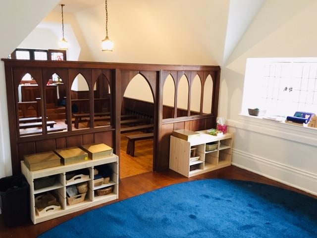 Chidlren's Chapel