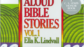 Book Rec: Read-Aloud Bible Stories, 1-5