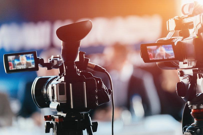 Professional Cameras and Audio