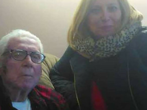 67 yr-old CT daughter & her 90 yr-old father contract COVID-19 & pass within weeks of each other.