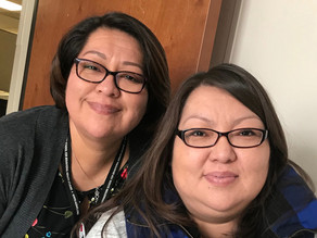 """Two Inseparable sisters, part of the """"Navajo Nation"""", tragically die of Covid-19, just weeks apart."""