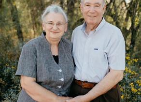 """Well done, thou good and faithful servant"", Matthew 25:21- In loving memory of Ioan John Olar."