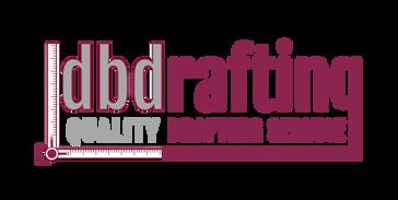 DB Drafting Logo