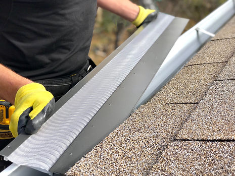 Leaf Guard Gutter Covers By Valor The Gutter Guard