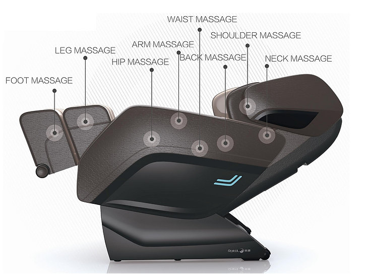 HealthPro Elite Massage Chair