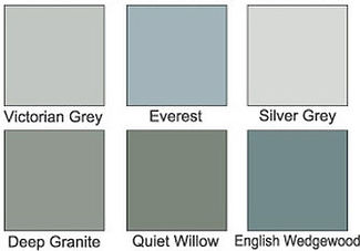 Seamless Gutter Colors | The Gutter Guard Experts