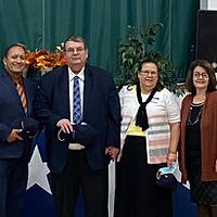 Picture of Pastor Hernandez and Doris st