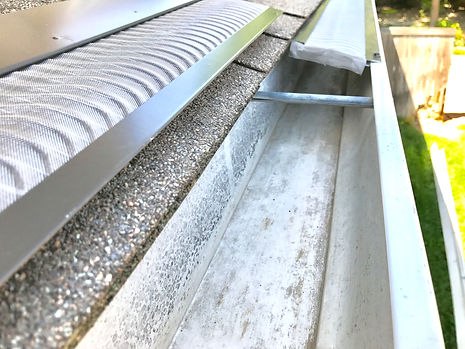 Valor Gutter Covers | The Gutter Guard Experts