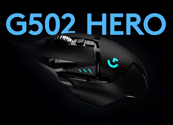 G502 HERO