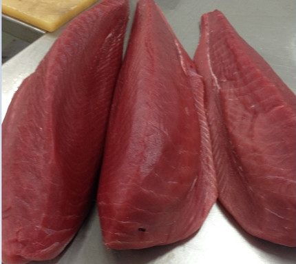 """Tuna snack """"BILTONG"""", quality evaluation of a tuna product from South Africa"""