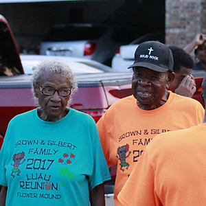 Brown's Family Reunion 2017