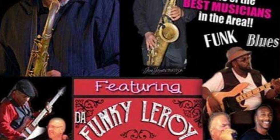 Funky Leroy Harper Jr's All Starz @ Star Tavern