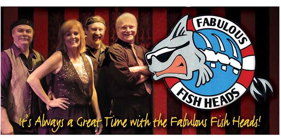 Fabulous Fishheads @ Garden City Pier Cafe