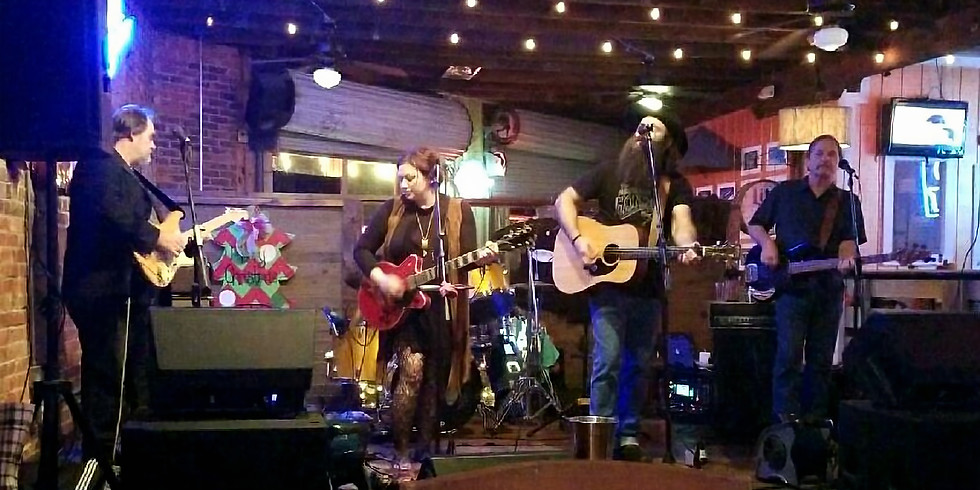 The Winchesters @ Pawleys Island Tavern