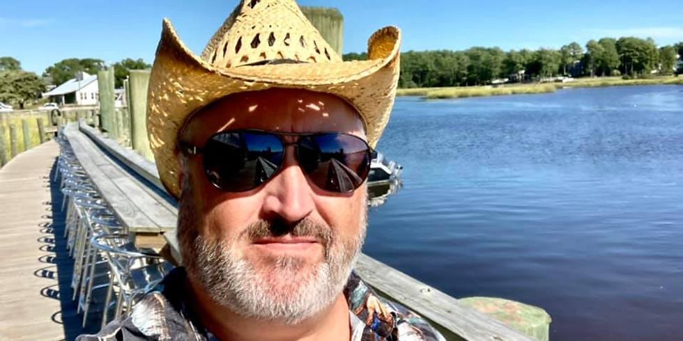 James Hood - Caribbean Cowboy @ Garden City Beach Bar & Grill