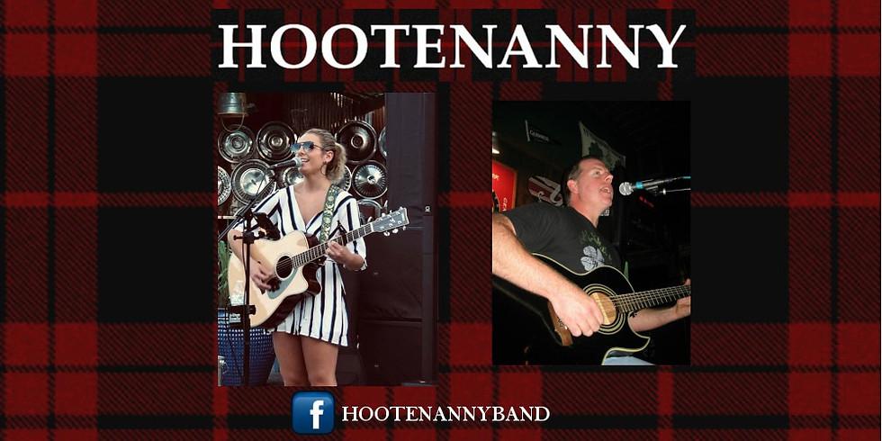 Hootenanny @ Hot Fish Club (1)