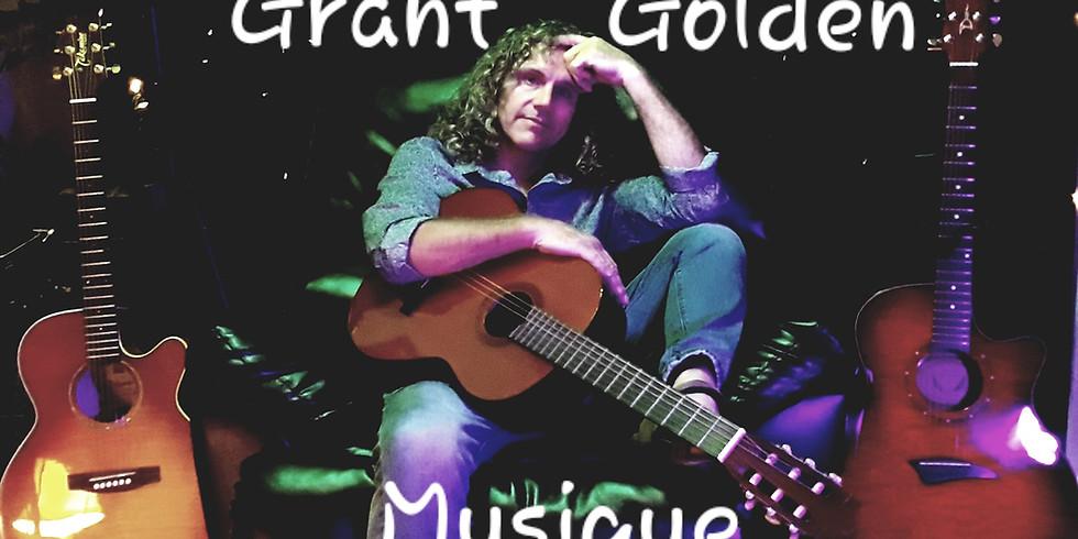 Grant Golden @ 44 & King