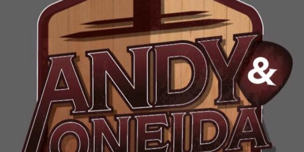 Andy & Oneida @ Buoys on the Boulevard